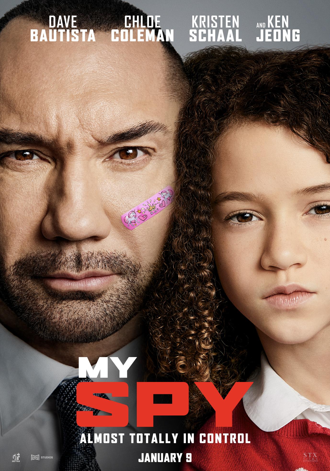 My Spy – Poster #2