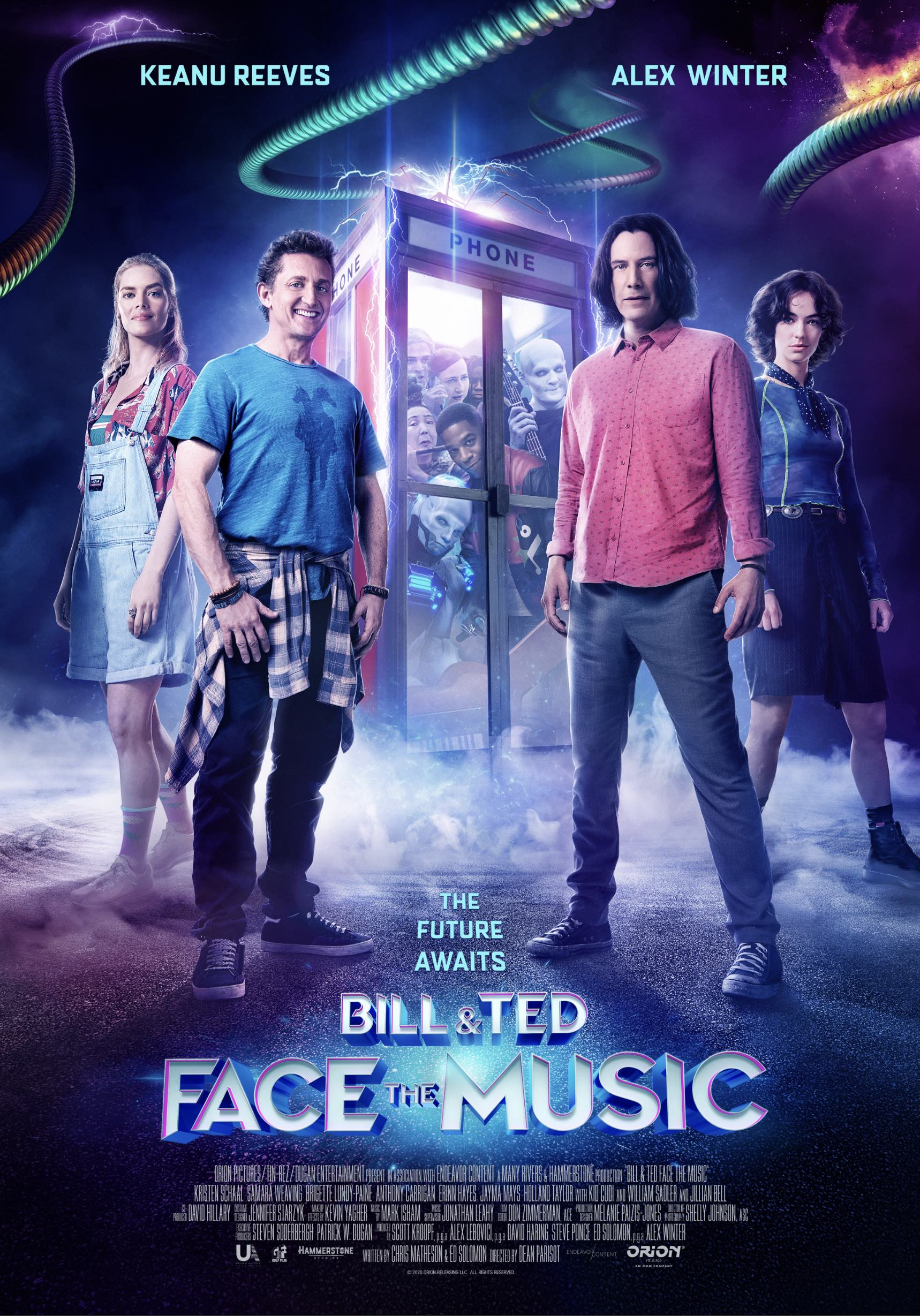 Bill and Ted Face The Music – Final Poster copy
